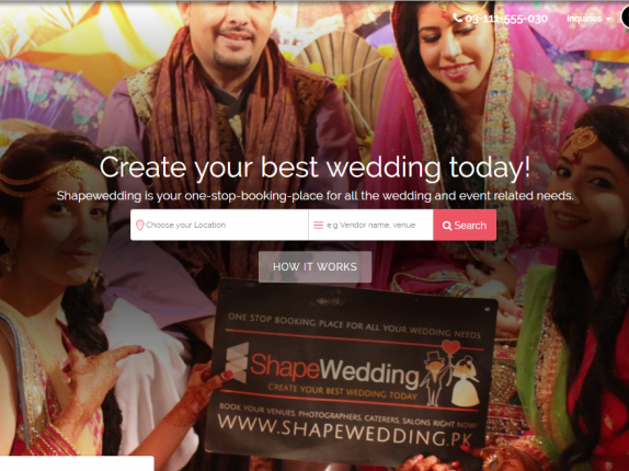Shapewedding